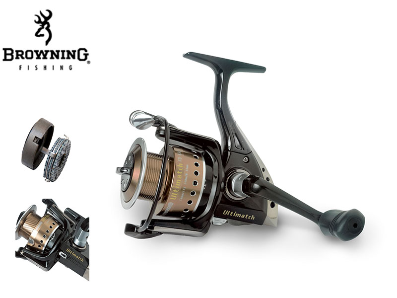 Browning Ultimatch Competition Reel FD 625