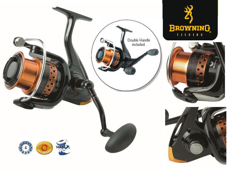 Browning Black Magic Burner 620