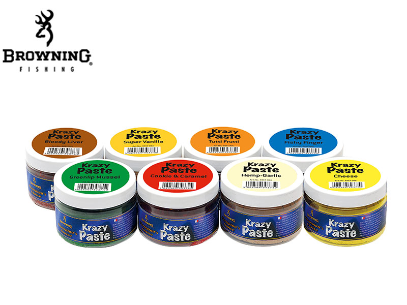Browning Champion's Choice Krazy Paste (Cokkie And Caramel, 150g)
