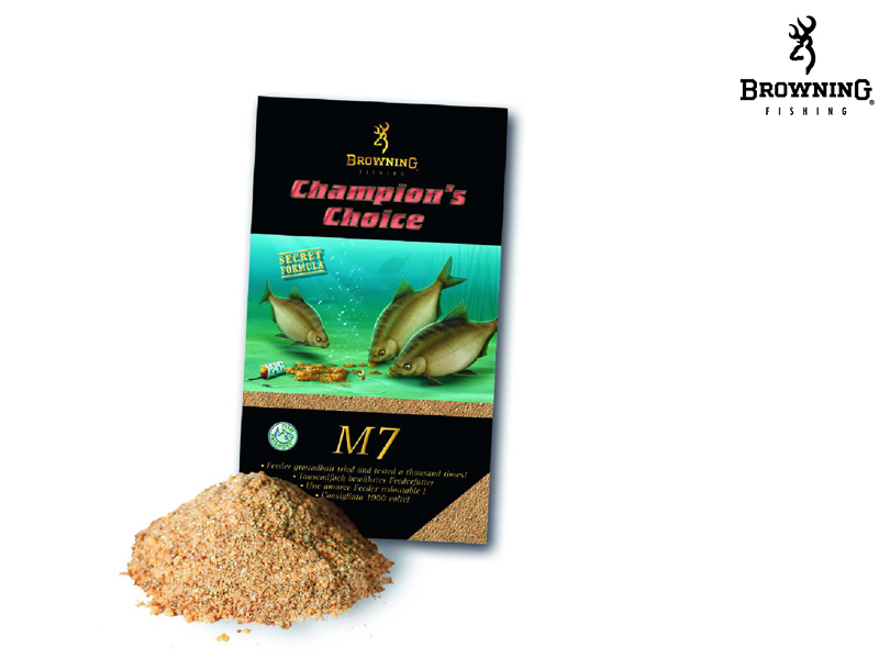 Browning Groundbait Champion's Choice M7 (1Kg)