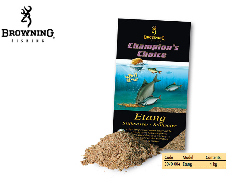 Browning Groundbait Champion's Choice Etang (1Kg)