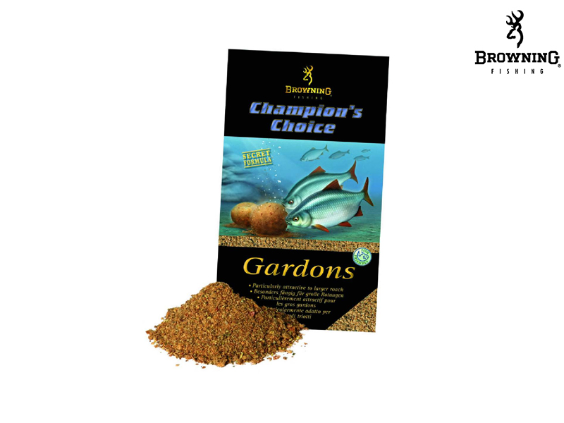 Browning Groundbait Champion\'s Choice Gardons (1Kg)