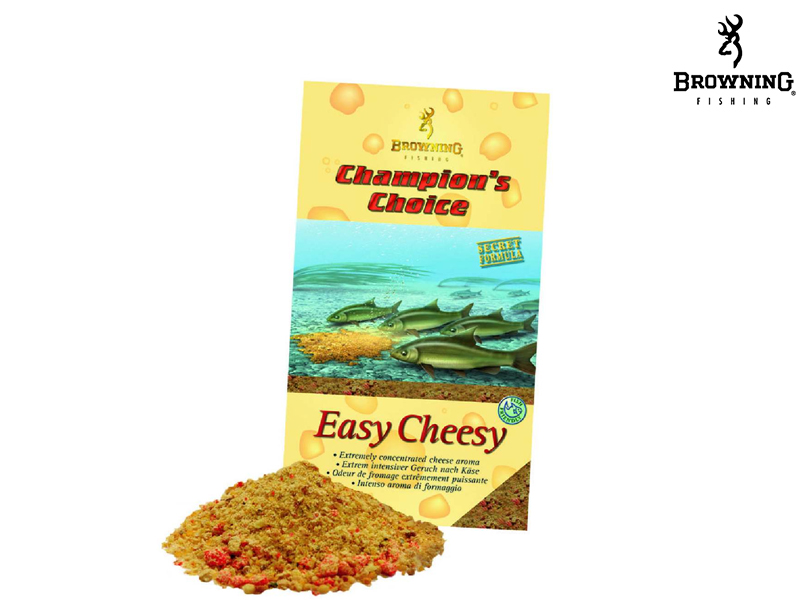 Browning Groundbait Champion's Choice Easy Cheesy (1Kg)