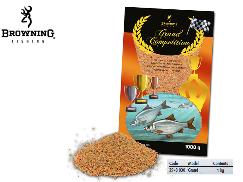 Browning Groundbait Grand Competition (1kg)