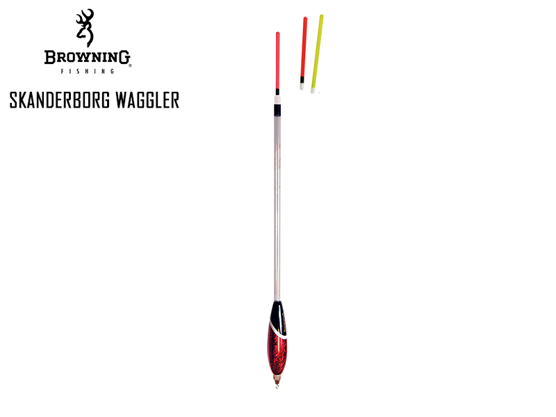 Browning Skanderborg Waggler (Weight: 4g, Size: 1g)