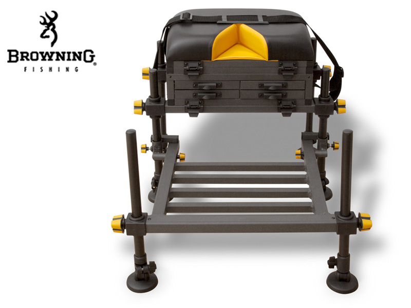Black Magic® Seat Box II [BROW8000002 ] - €179 99 : Tackle4all com