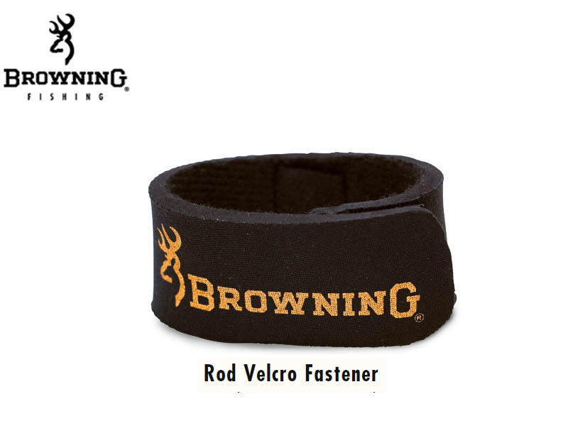 Browning Rod Velcro Fastener