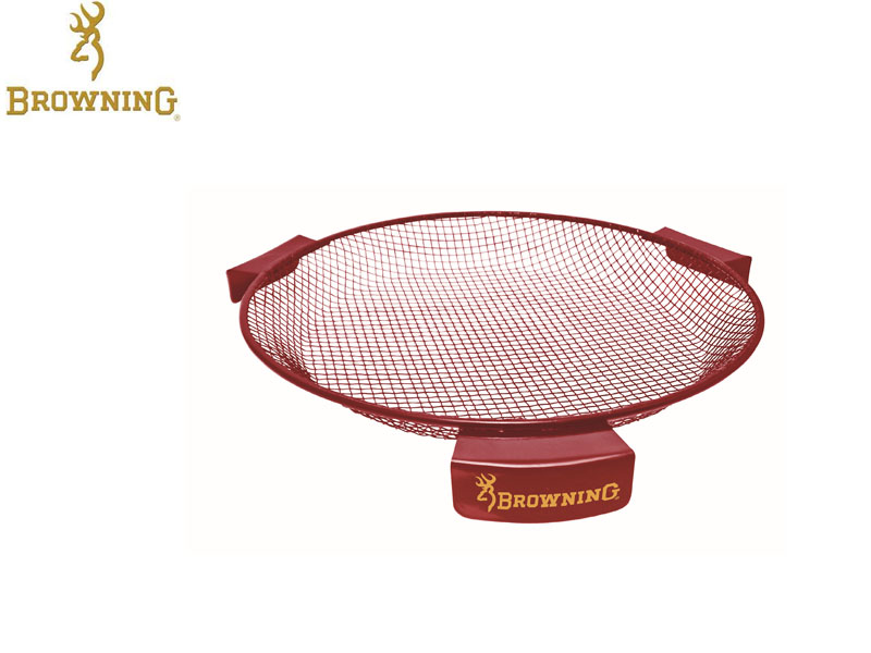 Browning Round Riddle (Mesh Size: 6mm, 17 liters bucket)