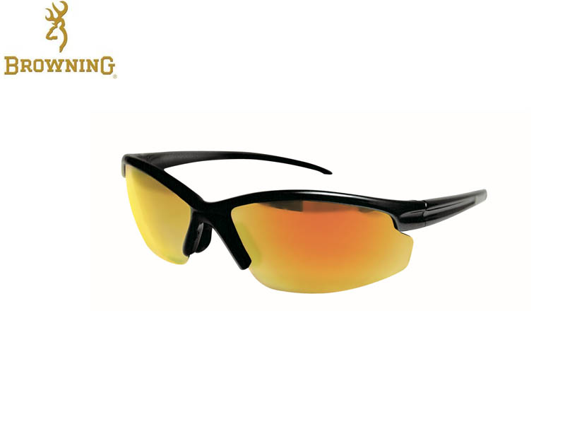 Browning Sunglasses Red Heat