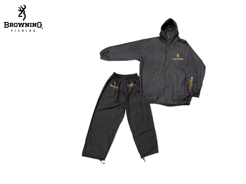 Browning Black Magic® Rain Suit (Size: M, Content: 1pcs, Colour: black)