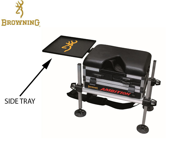 Browning Ambition Pro Seat Box (Accessory: Side Tray