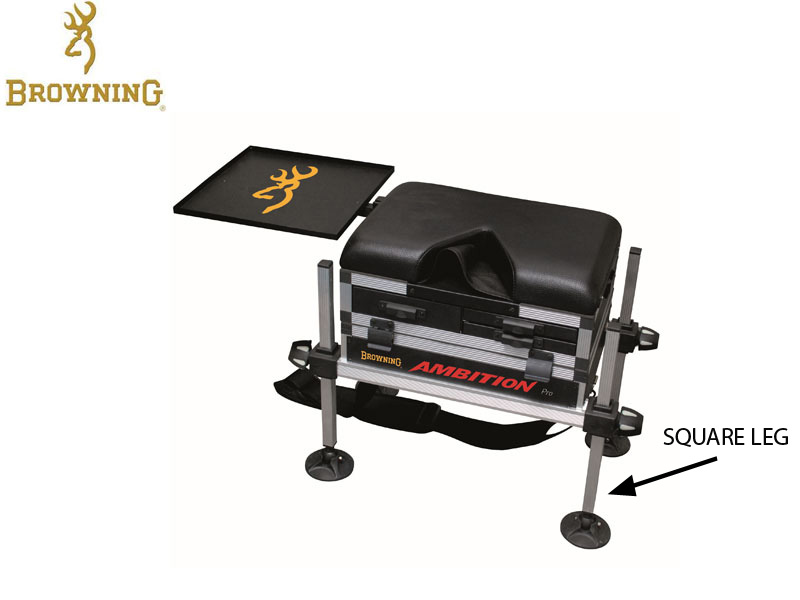 Browning Ambition Pro Seat Box (Accessory:Spare Square Leg )