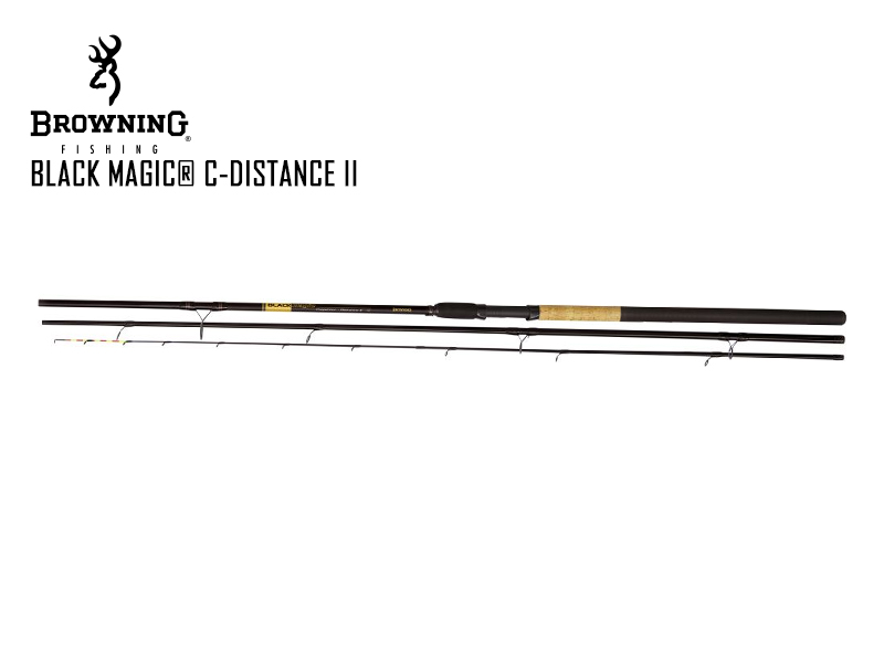 Browning Black Magic® C-Distance II (Length: 3.90mt, C.W: Max 120gr)