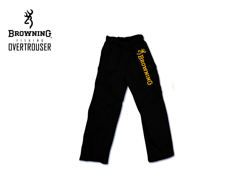 Browning Overtrouser (Size: XL, Color: Black)