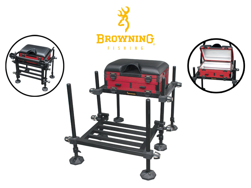 Browning Xitan Seat Box with Foot Platform