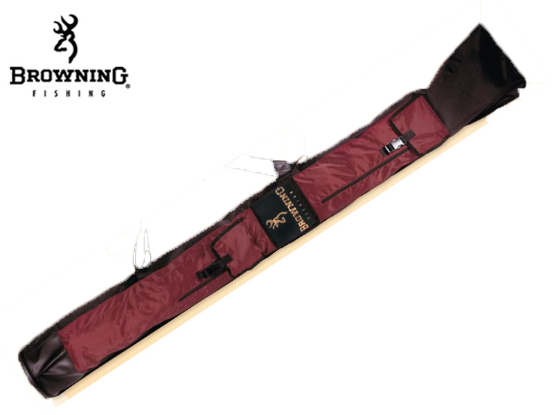 Fishing storage rod bags rod bag browning for Browning fishing backpack