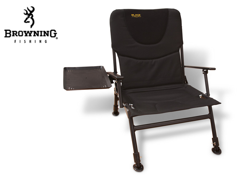 Browning Black Magic® Comfort Chair & Sidetray set