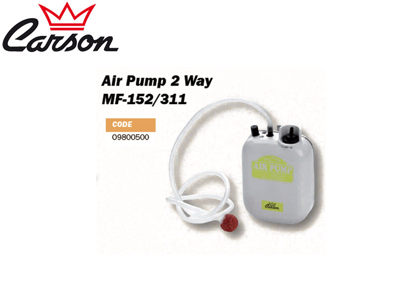 Carson Air Pump 2 Way MF-152/311