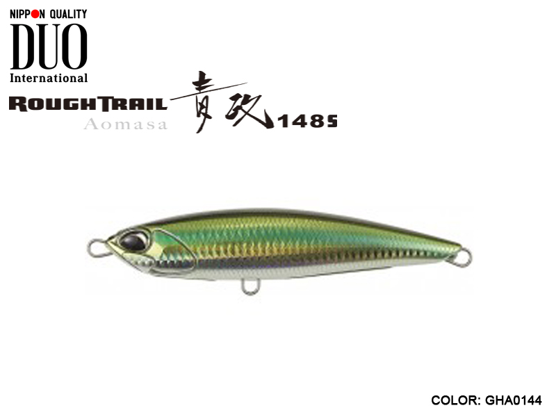 Duo Rough Trail Aomasa 148S (Length: 148mm, Weight: 67gr, Type: Sinking, Colour: GHA0144 Yellowtail Snapper)