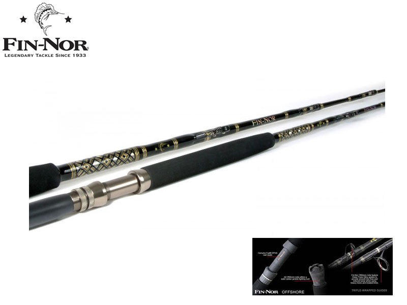 Fin-Nor FNC7040-7 Offshore® Rod (2.13m, Casting)