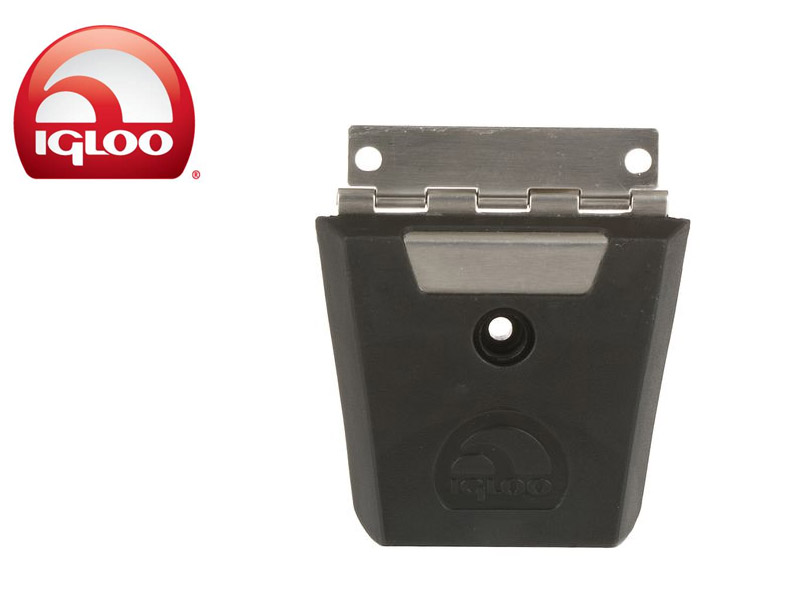 Igloo Latch Stainless-Steel and Plastic