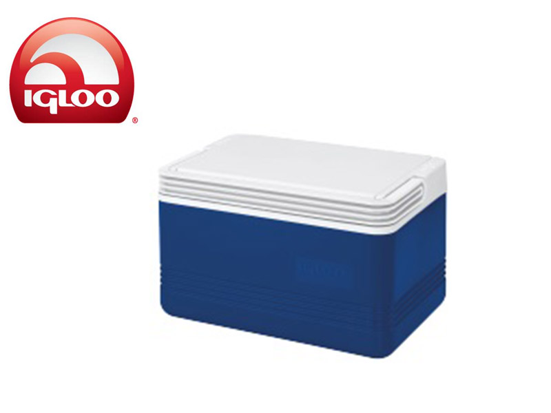 Igloo Cooler Legend 6 (Blue, 4.75 Liters)