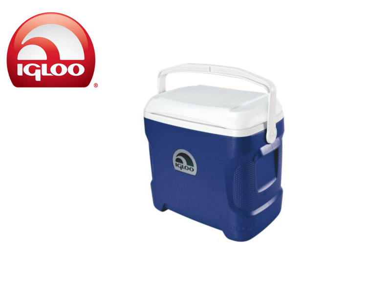 Igloo Cooler Contour 30 (Blue, 41 Liters)