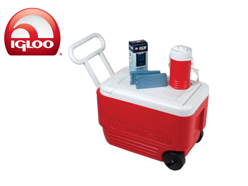 Igloo Cooler Wheelie Cool™ 38 Combo