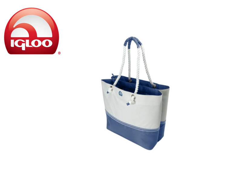 Igloo Maritime Solid Dual Compartment 30 - Blue