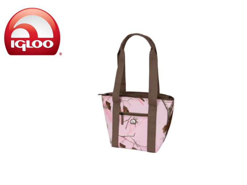 Igloo Cooler Tote 16 - Realtree® (Light Pink, 16 Cans)