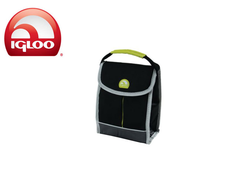 Igloo Cooler Bag It (Graphite, 3 Cans)