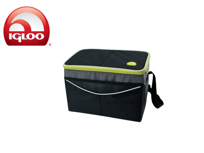 Igloo Cooler Soft 12 (Graphite, 12 Cans/8 Liters)