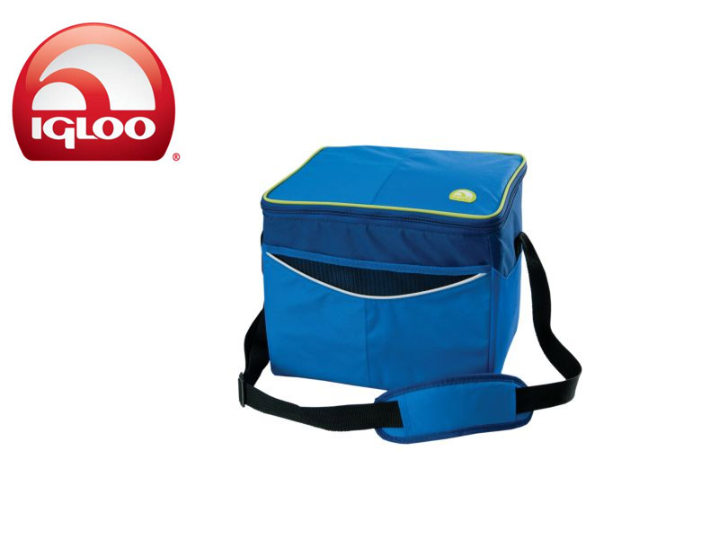 Igloo Cooler Soft 24 (Blue, 24 Cans)
