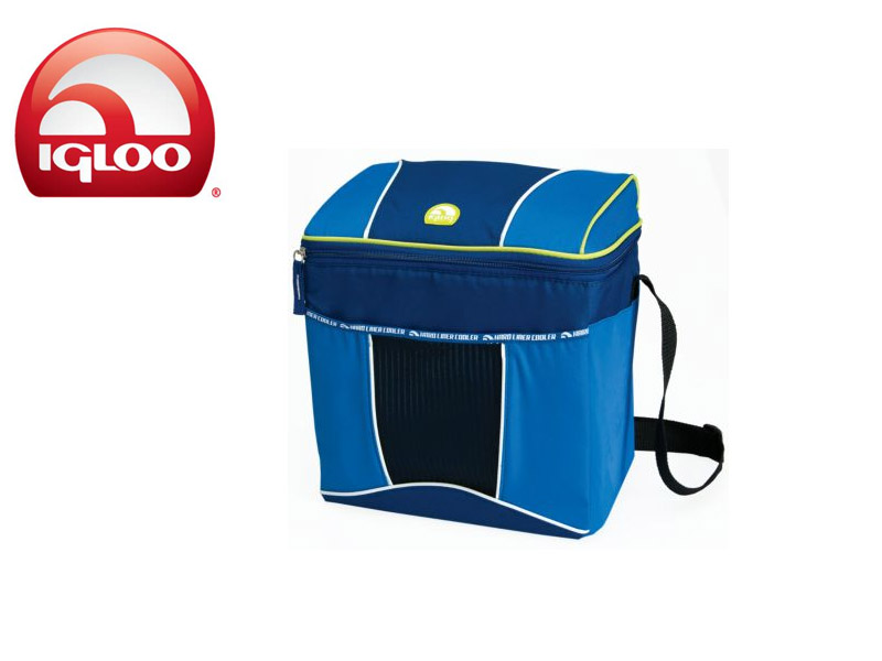 Igloo Cooler Vertical HLC 12 (Blue, 12 Cans/8 Liters)