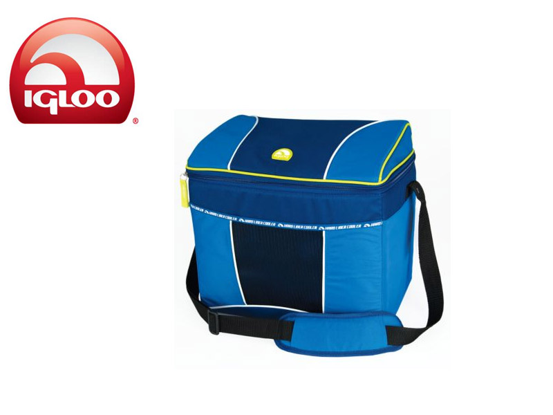 Igloo Cooler Vertical HLC 24 (Blue, 24 Cans/19 Liters)