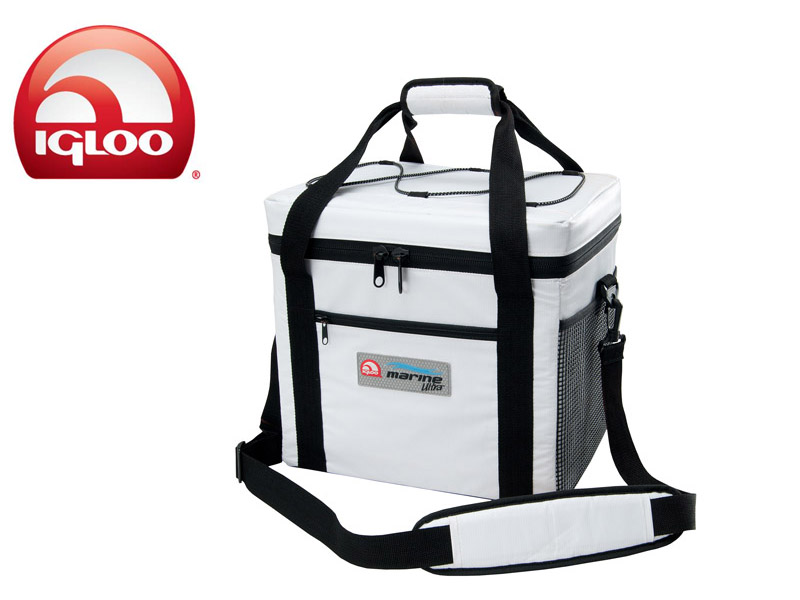 Igloo Cooler Marine Ultra™ 24 Can Square SS
