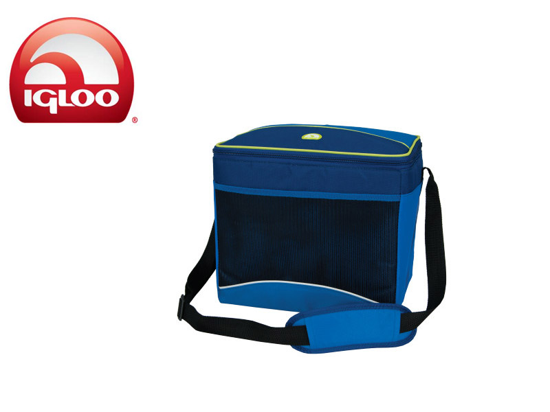 Igloo Cooler Collapse & Cool 24 (Blue, 24 Cans/19 Liters)