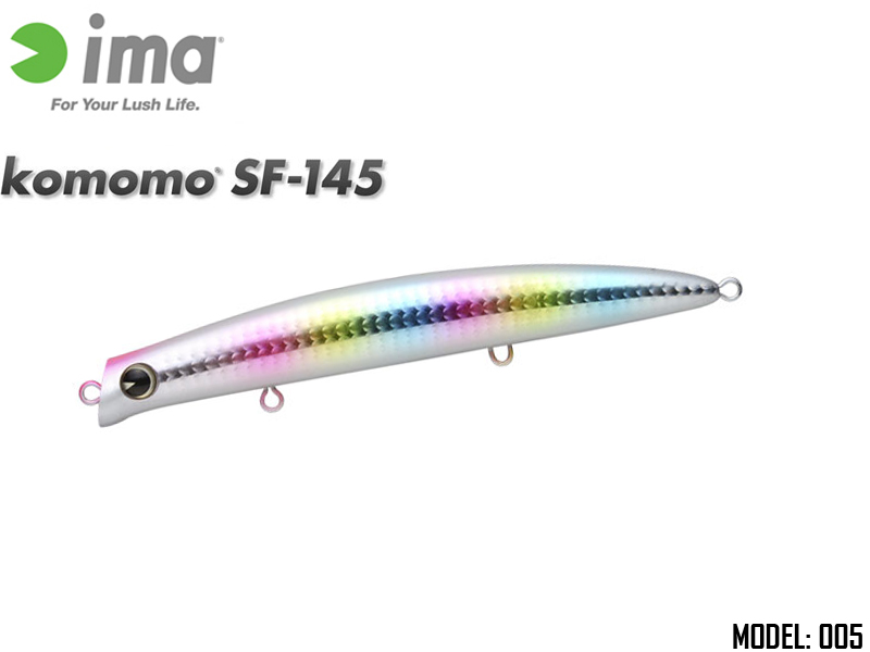 IMA Komomo SF-145 (Length:145mm, Weight:26gr, Color:#005)