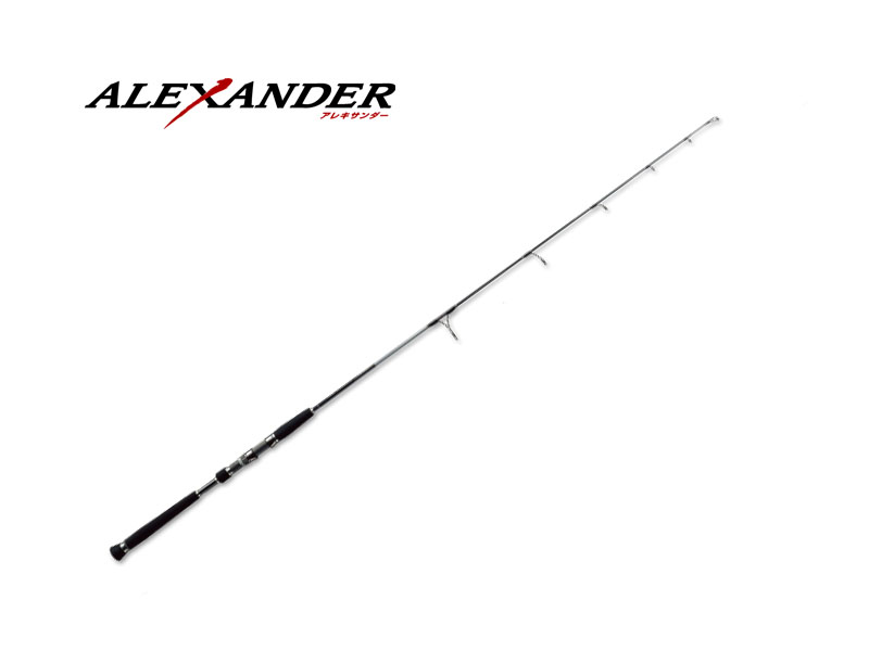 MajorCraft Alexander Basic Jigging Series AX-S55/6 (Length:1.67mt, Lure:Max 200gr)