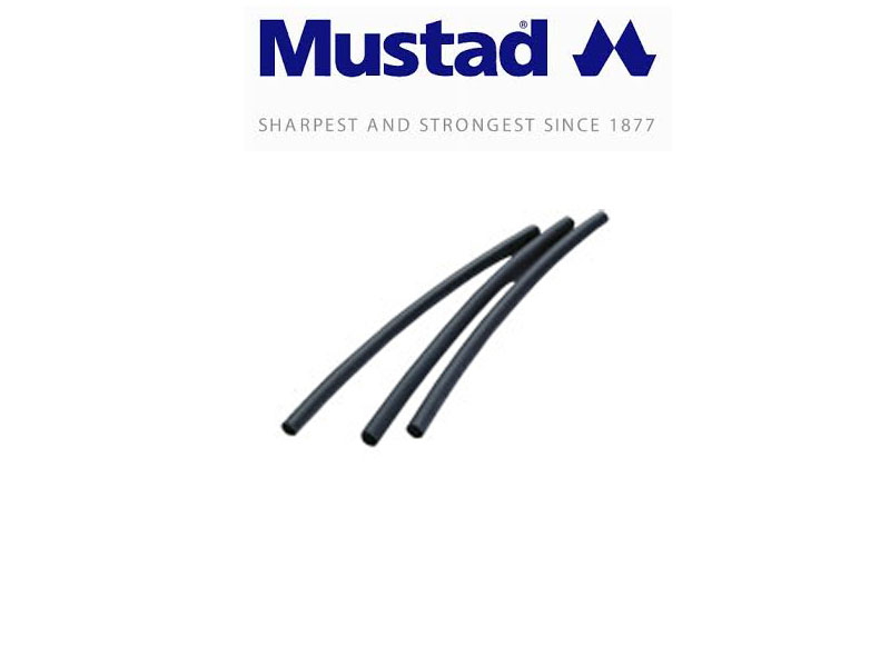 Mustad Silicon Tube (Size: 1.5mm, 10pcs)
