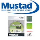 Mustad Wish Braided 250mt Lines