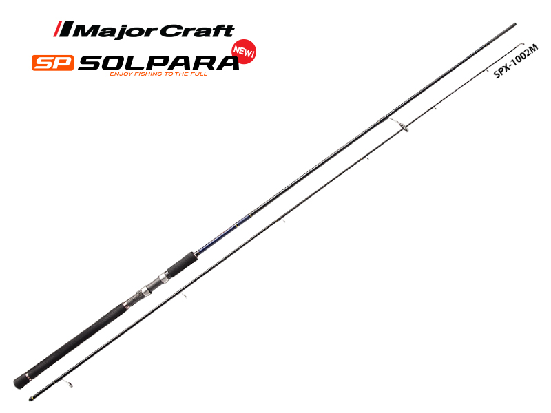 Major Craft New SP Solpara Seabass SPX-962M (Length: 2.93mt, Lure: 15-42gr)