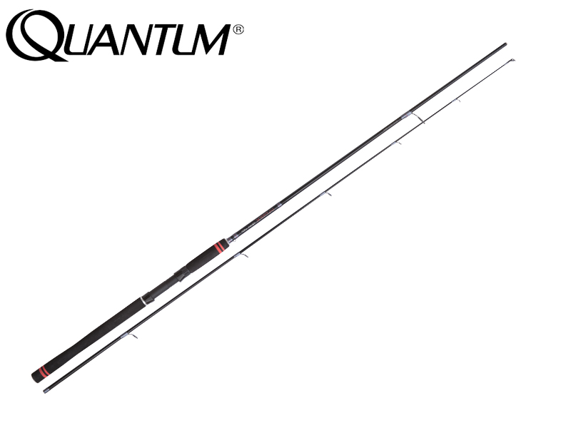 Quantum Ultrex Spin 35 (Length: 2.40m, Sections: 2, C.W.: 35gr, Tr.-Length: 1,24m, Weight: 192g)