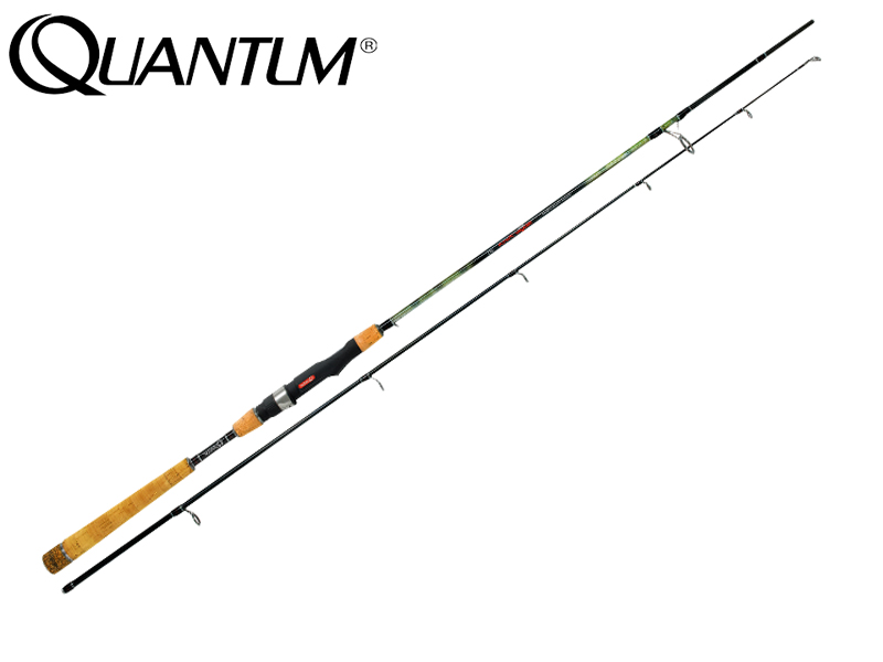 Quantum Magic Perch (Length: 2.40m, Sections: 2, C.W.: 3 - 18 g, Tr.-Length: 1.20m, Weight: 154g)