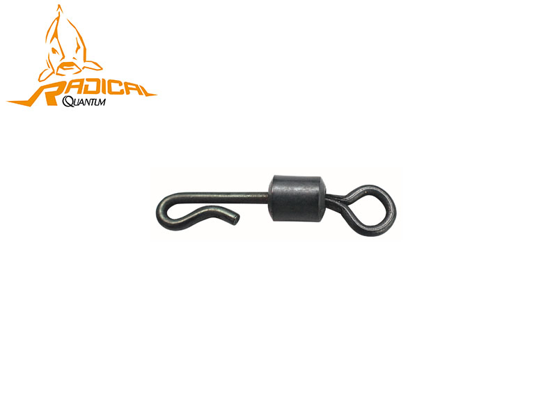 Quantum Quick Snap Swivel (#4, 10pcs)