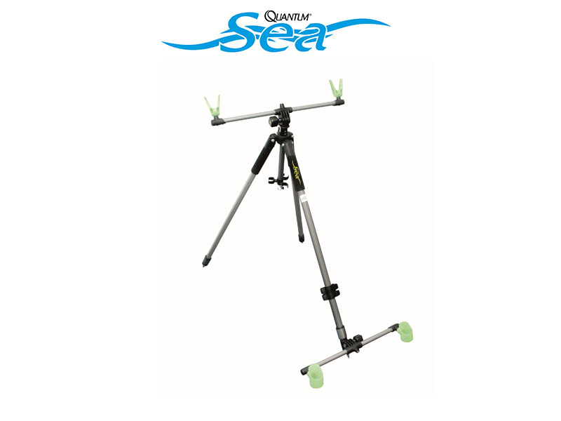 Quantum World Champion Rod Pod (Length: 98>160cm, Weight: 2.6kg)