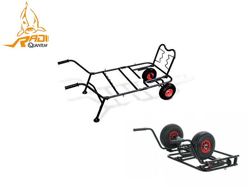 Quantum Radical Carp Trolley
