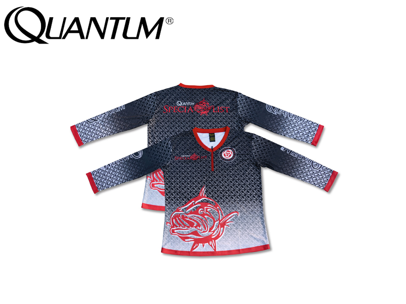 Quantum JERSEY long-sleeved shirt (Size: L, Content: 1pcs)