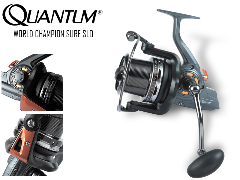 Quantum WORLD CHAMPION SURF SLO 865
