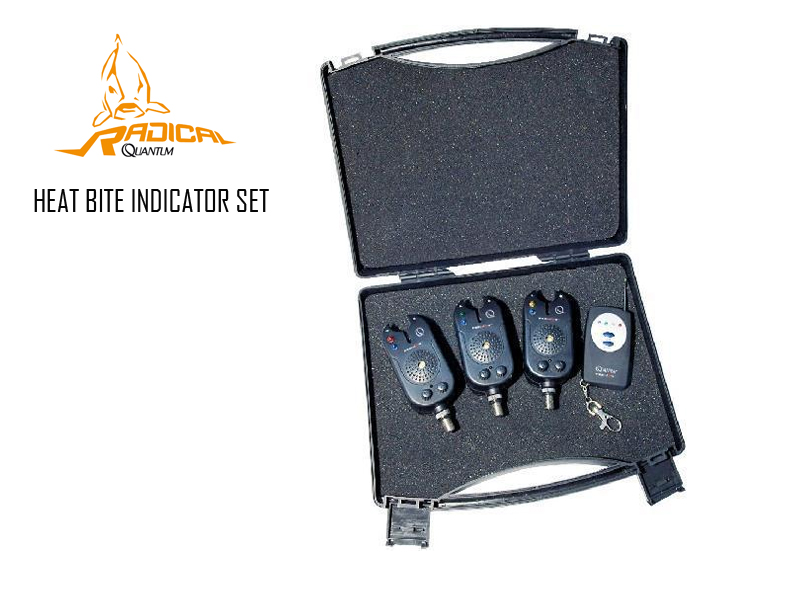 Quantum Radical Heat Bite Indicator Set